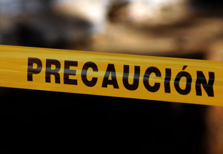 Accidente de tránsito deja una persona muerta y otra herida en El Progreso