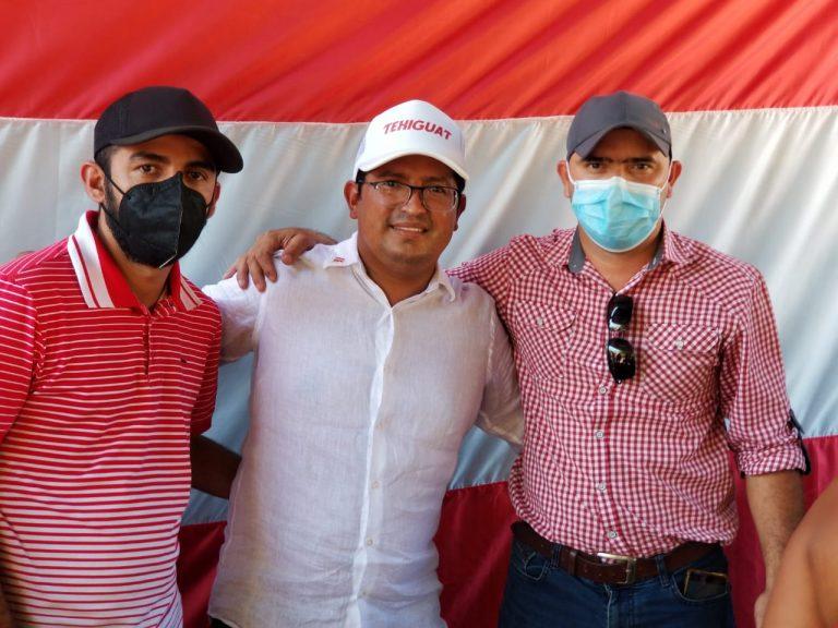 Otro candidato a alcalde de Darío Banegas ratifica su respaldo a Yani Rosenthal