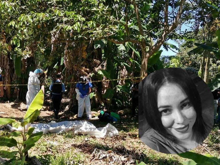 Realizan exhumación del supuesto cuerpo de Glenis Castillo, taxista asesinada en La Ceiba