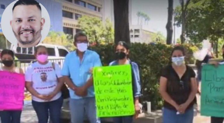 A un mes del rapto de Antonio Brevé, familia implora respuestas a la Policía
