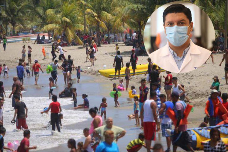 Viceministro advierte de «ascenso mucho más grande» en casos COVID