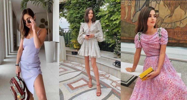 DE MUJERES | Estos son los vestidos que podrás usar en verano
