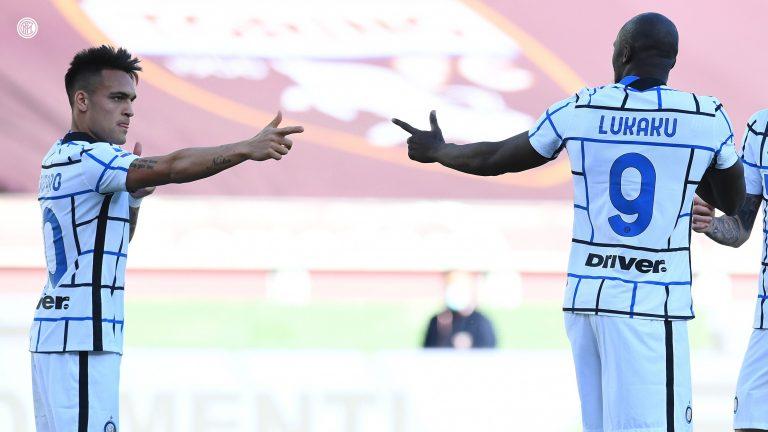 El Inter logra sumar su octava victoria consecutiva gracias a Lautaro Martínez