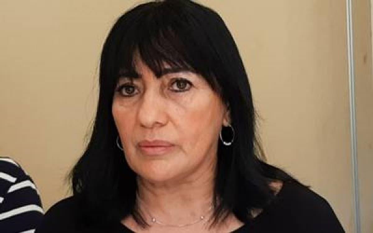 Itsmania Platero, defensora de derechos humanos.