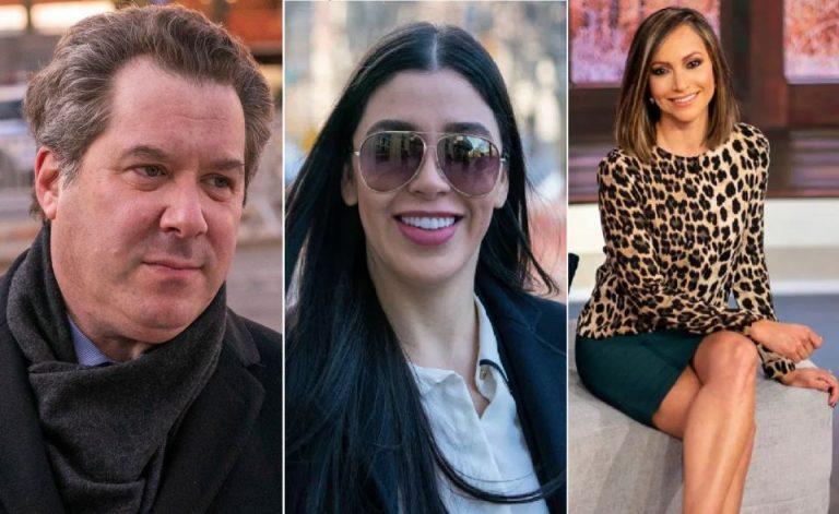 Univisión se disculpó con él, asegura abogado de Emma Coronel que ofendió a periodista hondureña