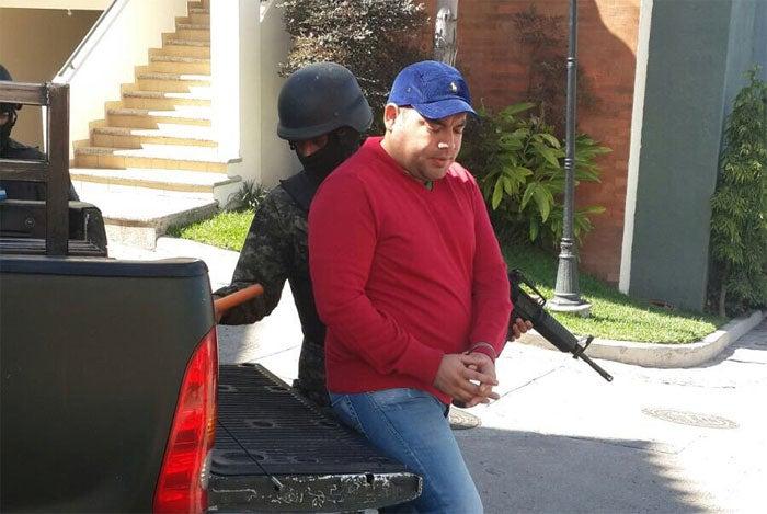 Niegan petición de excarcelación a empresario preso por desfalco del IHSS