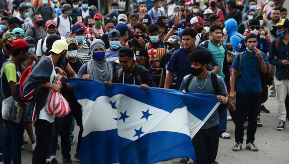 Deportación de hondureños cae casi un 50 % entre enero y febrero de 2021