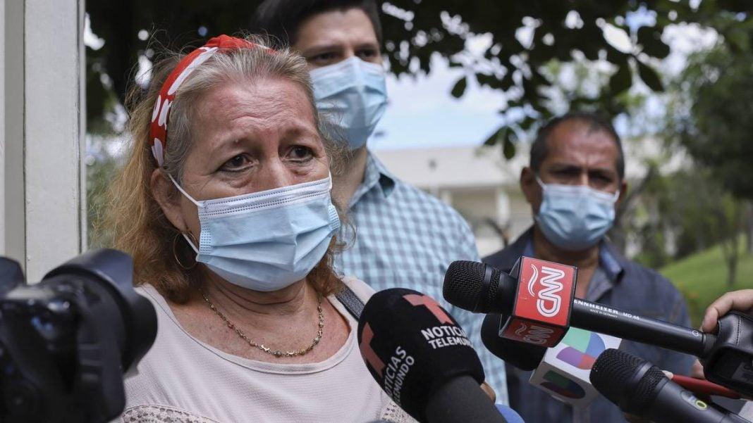 justicia madre salvadoreña murió policías México