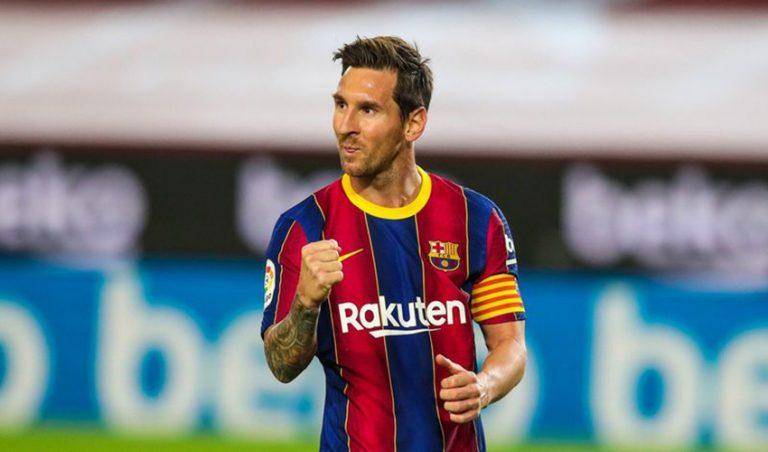 Lionel Messi está a las puertas de otro récord con el Barcelona