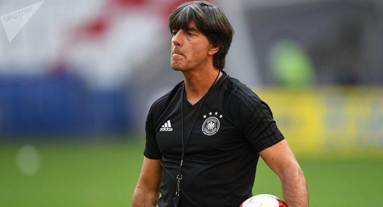 Joachim Löw dejará de ser el técnico de Alemania tras la Eurocopa