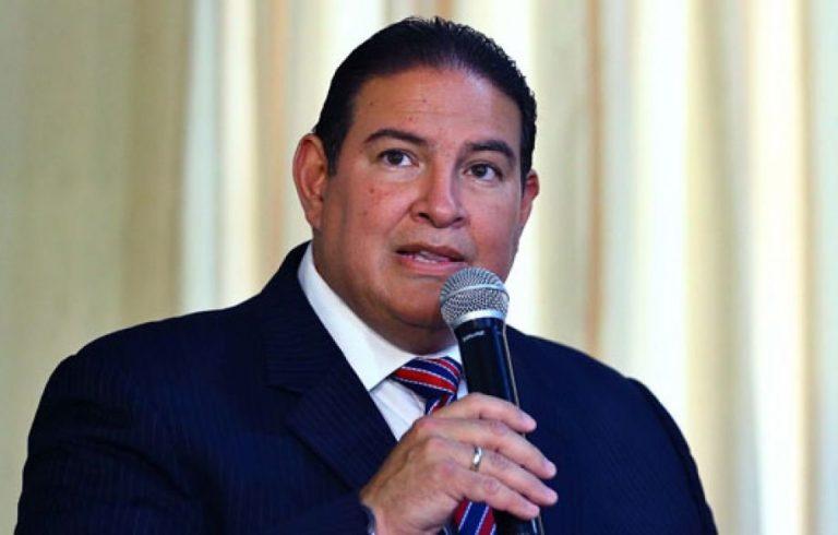 Luis Suazo revela «discusiones específicas» con EEUU por señalamientos a JOH