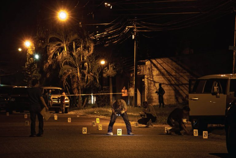 Comayagua se desangra: tres muertes violentas durante la madrugada