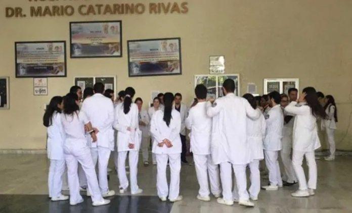 Médicos Internos desprotegidos