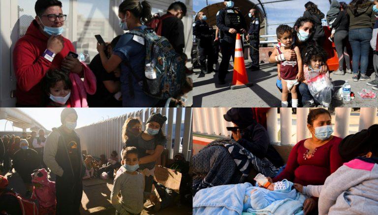 Sueños rotos: bajo engaños y falsas promesas, EEUU deporta a hondureños hacia México