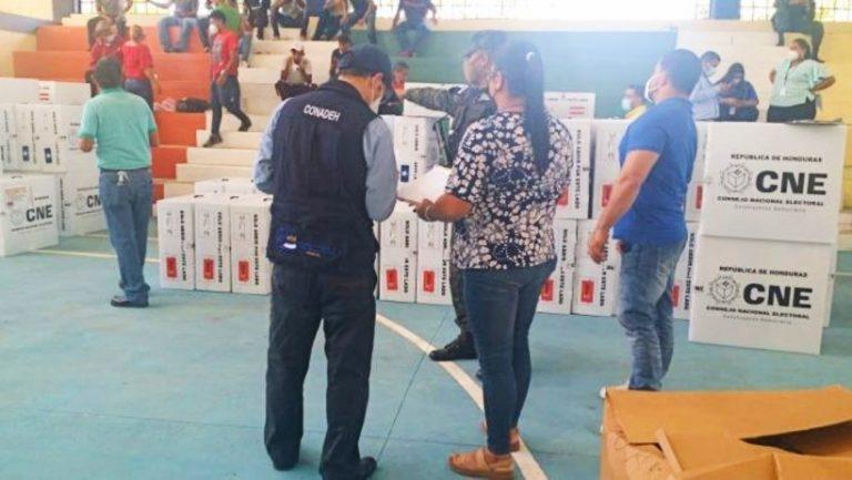Elecciones primarias: CONADEH habilita línea para denuncias y 350 observadores