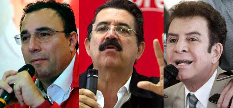 «Mel» llama a Nasralla y Luis Zelaya a buscar la unión de la oposición
