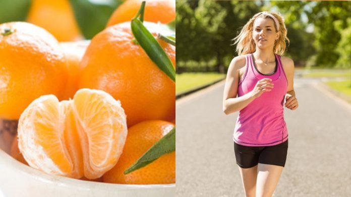 beneficios comer Mandarina vitaminas