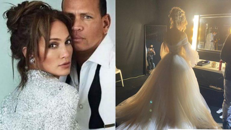 Farándula| ¿Jennifer López y Alex Rodríguez se casaron a escondidas?