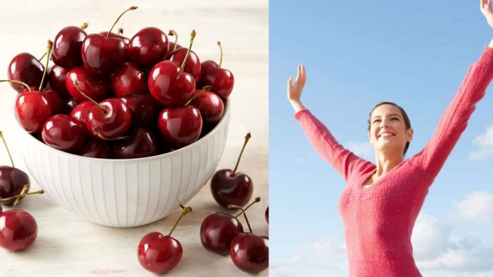 beneficios comer cerezas