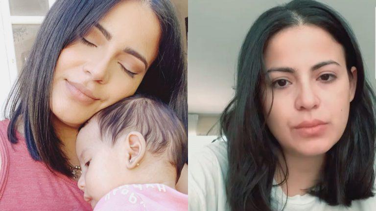 Samantha Velásquez revela que «estaba aterrorizada» por el COVID-19