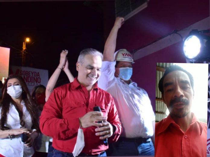 reconocen victoria Movimiento Yanista