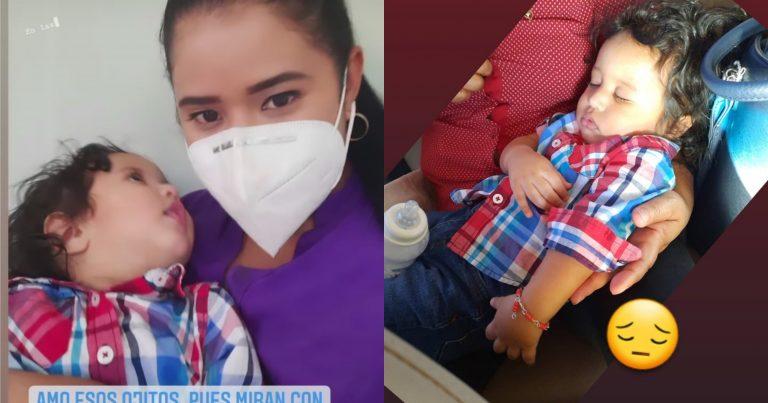 «Estaba hirviendo»: Joselin Flores revela que su hijo estuvo «muy mal de salud»