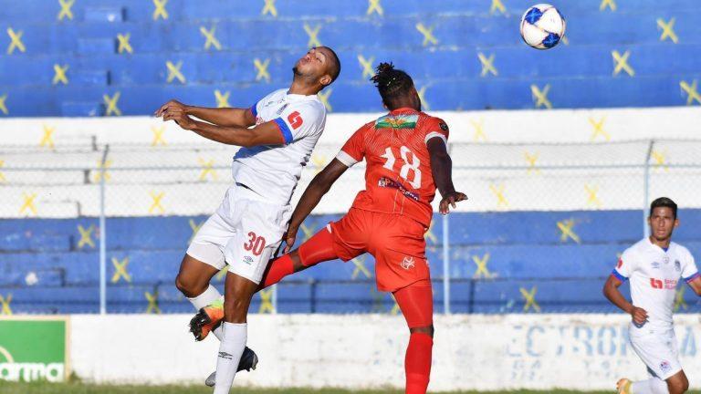 Real Sociedad sorprende al Olimpia y empata en Olanchito
