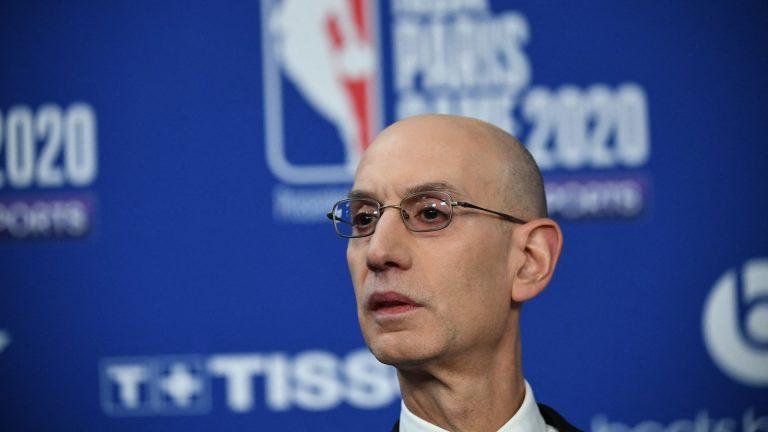 NBA da un rotundo «NO» a cambiar logo y poner silueta de Kobe Bryant