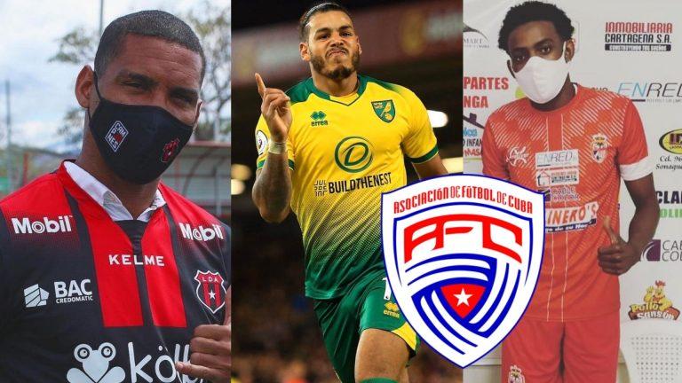 Cuba sorprende y convoca emigrados para eliminatorias; uno juega en la Real Sociedad