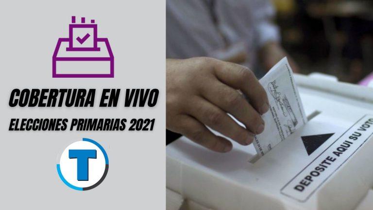 TRANSMISIÓN EN VIVO: Elecciones primarias 2021 en Honduras