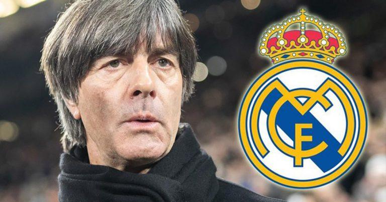 Joachim Löw sería el reemplazo de Zidane en el Real Madrid