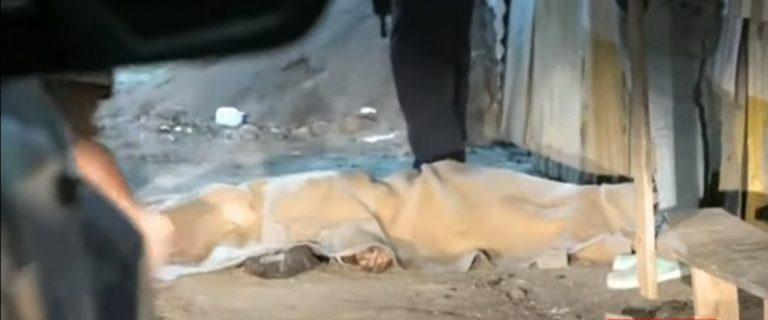 Balacera en la colonia Los Pinos deja muerto a un maestro de construcción