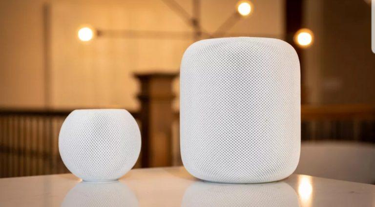 Apple dejará de fabricar el HomePod original para centrarse en el mini
