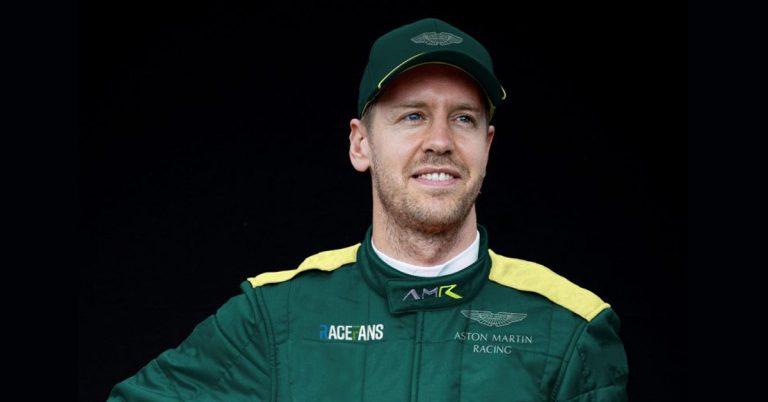 Sebastián Vettel: «Sigue habiendo un campeón en mí»