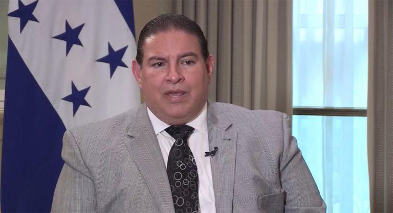 """Luis Suazo asegura que lucha del Gobierno contra el narcotráfico """"ha sido exitosa"""""""