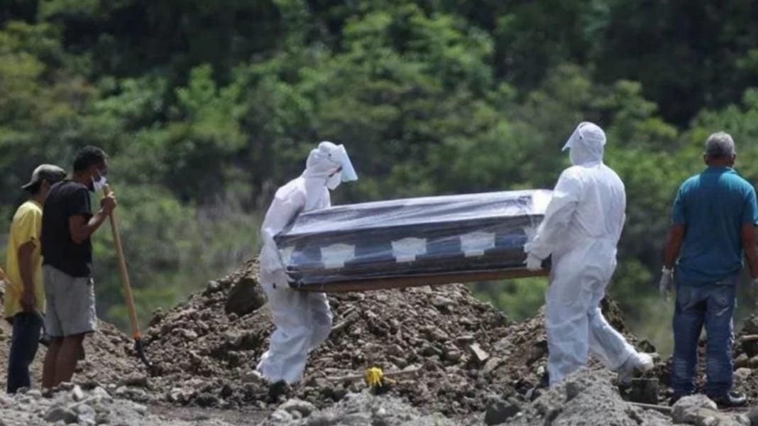 funerarias muertos por COVID-19