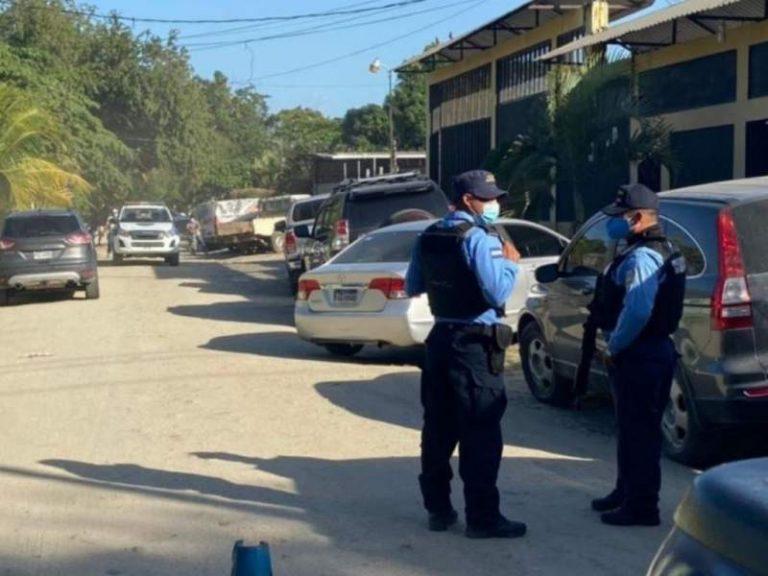Identifican a hombres ultimados en la Avenida Junior de San Pedro Sula