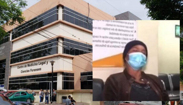 """Olancho: madre relata que """"por envidia"""" asesinaron a su esposo y 4 hijos"""
