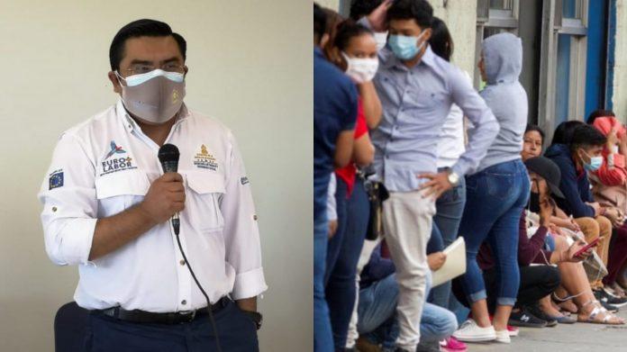Secretaría de Trabajo trabajadores suspendidos