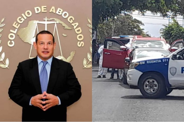 Crimen del abogado Melvin Bonilla