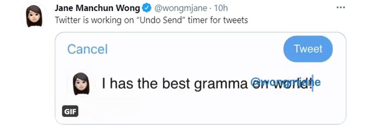 Twitter tuits recién publicado