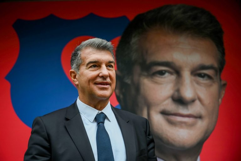 OFICIAL: Joan Laporta es el nuevo presidente del Barcelona