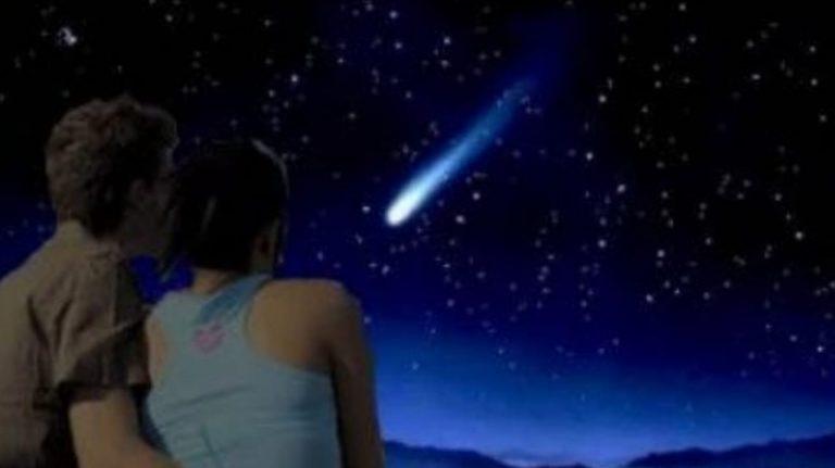 Curiosas  ¿Por qué pedimos deseos cuando vemos estrellas fugaces?