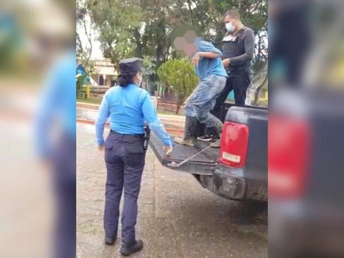 Detienen a anciano por violación a menor de 8 años en Copán