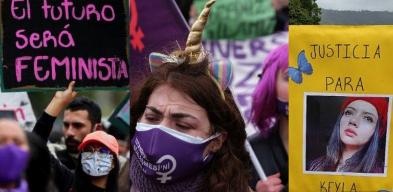 Día Internacional de la Mujer: así lo celebraron algunos países del mundo