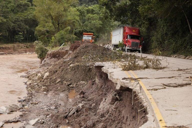 Gobierno dice que invertirá L19 mil millones en primera fase de reconstrucción
