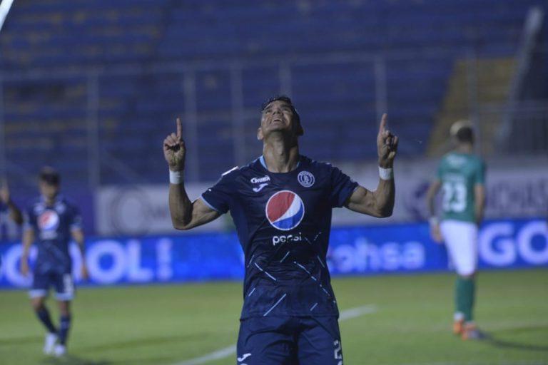 Motagua vuelve a triunfar y alarga su racha de victorias sobre Marathón