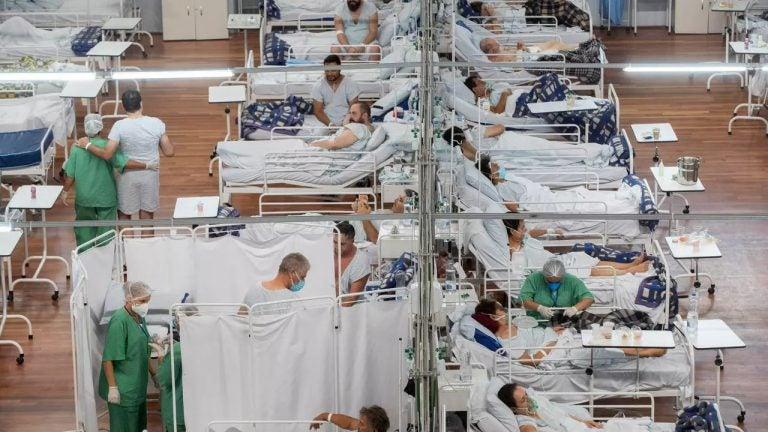 """Advierten que Brasil se volvió """"una amenaza para la salud pública global"""""""