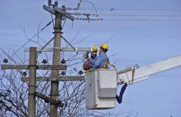 cortes de energía sábado ENEE
