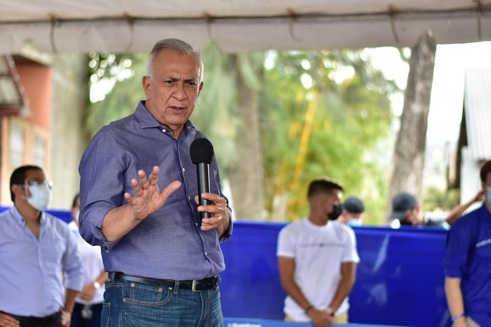 Juntos Podemos Mauricio Oliva